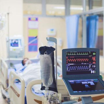Acompanhamento de Pacientes na UTI