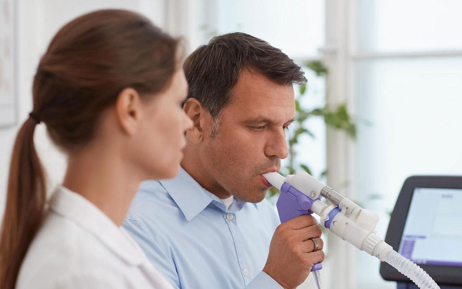 Dr. Arthur Vianna | Prova De Função Pulmonar